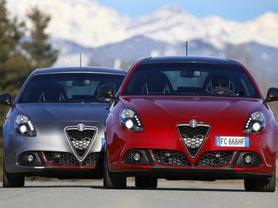 El Alfa Romeo Giulietta recibe un poco de botox y un nuevo motor