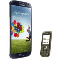 Los smartphones ya superan en ventas mundialmente a los teléfonos móviles convencionales