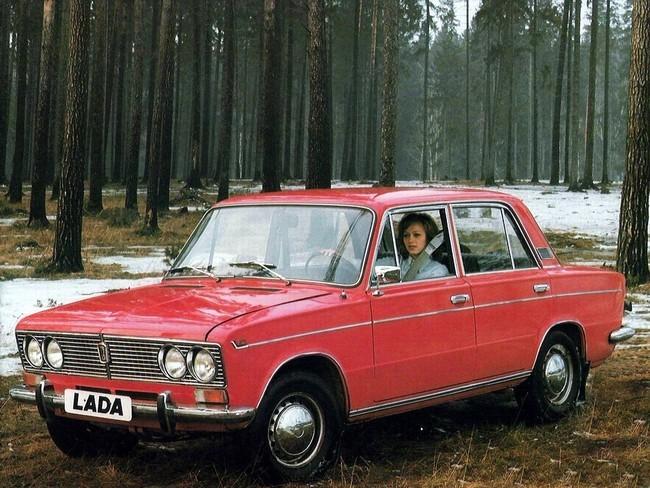 Lada 2103 / VAZ-2103 / ВАЗ-2103