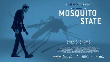 Mosquito State Poster Horizontal