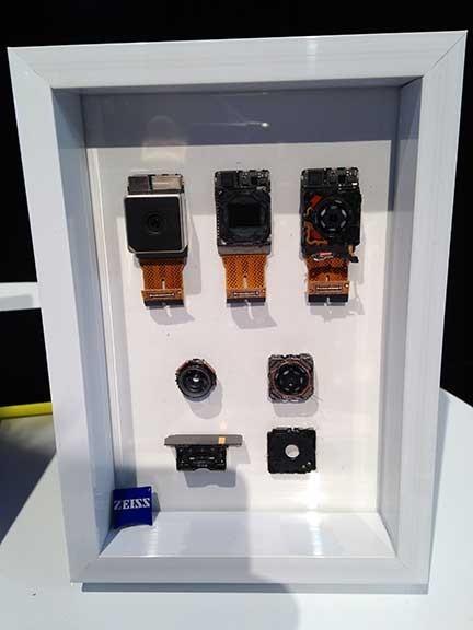 Lumia 1020 cámaras