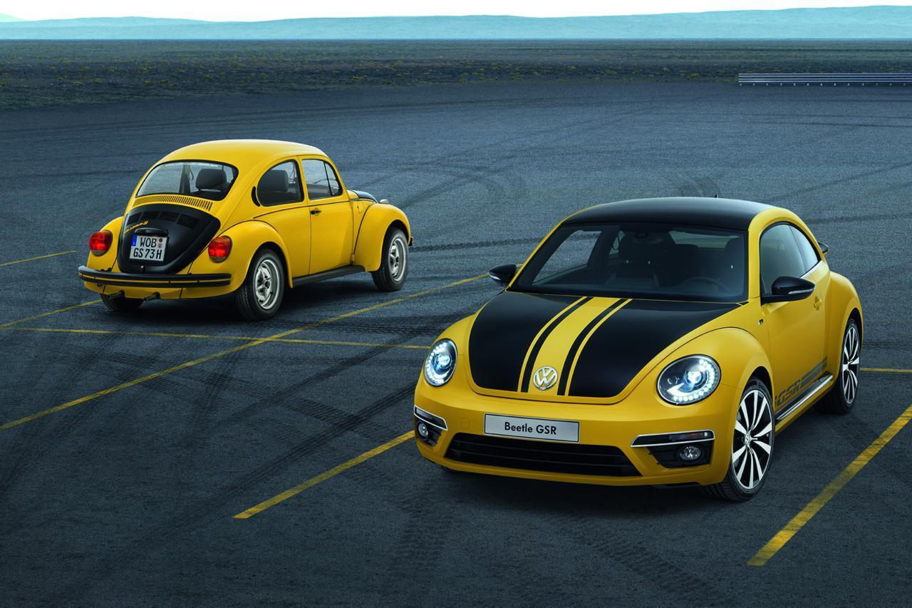 Foto de Volkswagen Beetle GSR (4/14)