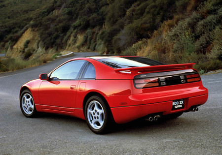 Nissan 300zx Twin Turbo T Top