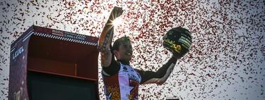 Así ha sido la celebración del séptimo título mundial de Marc Márquez en 20 imágenes
