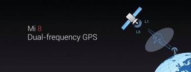 Así funciona el GPS Dual, una de las novedades del Xiaomi Mi 8