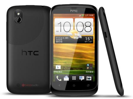 HTC Desire U negro