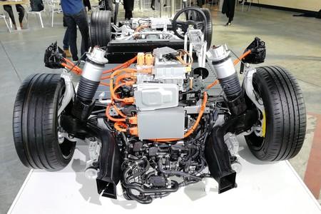 Porsche Taycan 2020 Presentacion 013