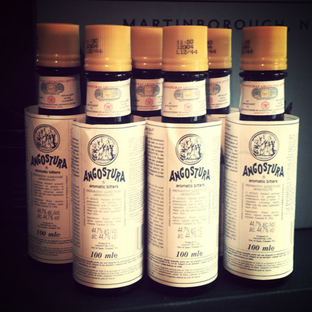 Amargo de Angostura, el secreto mejor guardado del barman