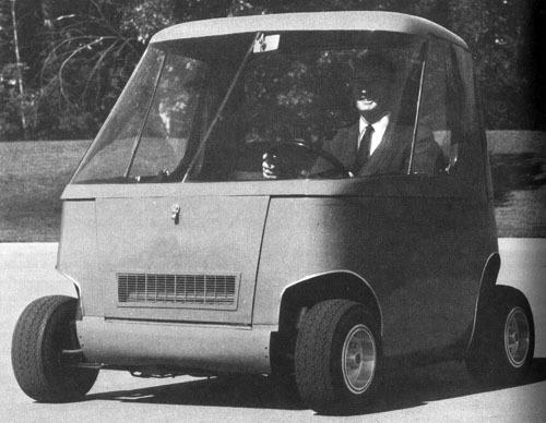 Primer auto hibrido en mexico