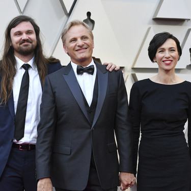 Ariadna Gil va a los Oscar 2019 con Viggo Mortensen