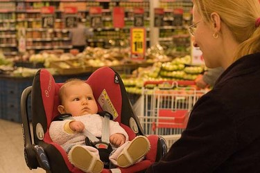 Los hogares con bebés gastan más en marcas