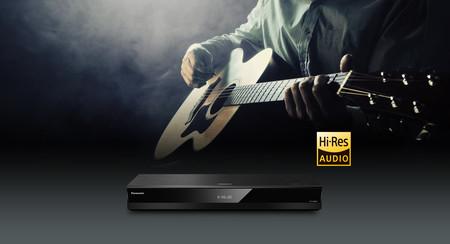 Panasonic pone a la venta su reproductor Blu-ray UHD UB820 que llega con HDR10+, Dolby Vision y salida de audio 7.1