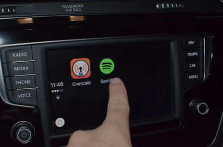 Android Auto Review Spotify