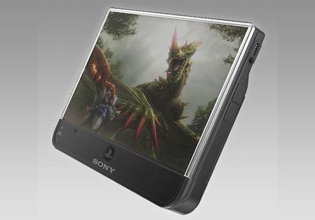 PSP, podría llegar con pantalla táctil deslizable