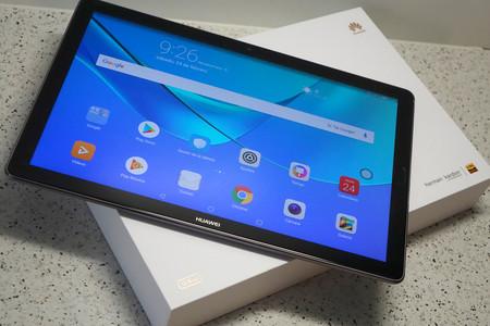 Huawei MediaPad M5, primeras impresiones: tablet con precio de gama media y aspiraciones de gama alta