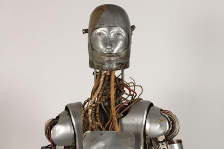 Robot Nasa 9
