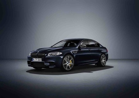 Bmw M5 Competition Edition 3
