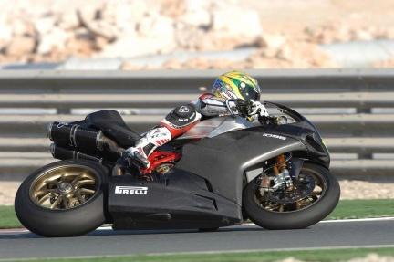 Las Yamaha mandan en los ensayos de Superbikes en Qatar