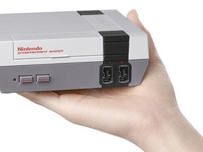 Justo en la nostalgia, la NES volverá en noviembre con 30 videojuegos incluidos y más pequeña