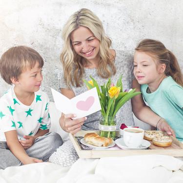 Siete ideas y consejos para celebrar el Día de la Madre en casa