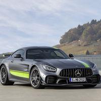 Mercedes-AMG GT R PRO: 'Hulk' se viste de circuito con esta edición limitada inspirada en las carreras