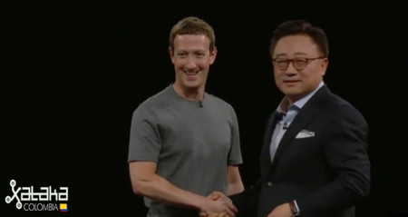 Samsung And Facebook