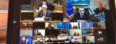 Lo que la incursión del periodista en una videoconferencia secreta de la UE nos enseña sobre los fallos de seguridad más evitables