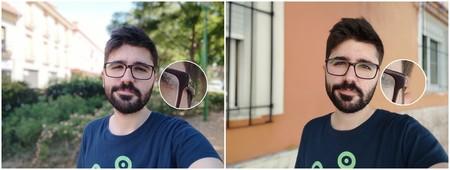 Comparativa Retrato