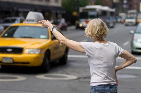 Un taxi, la competencia y las nuevas tecnologías