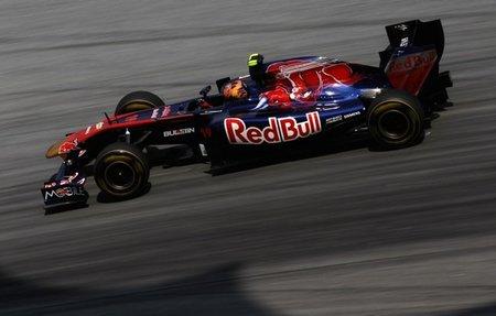 GP de Malasia F1 2011: Jaime Alguersuari convence y saldrá por el lado limpio
