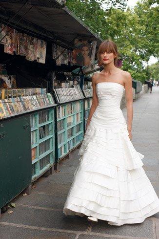 Les Privées de Cymbeline 2011, los vestidos de novia más exclusivos. Bodas de lujo
