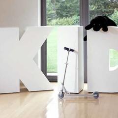 Foto 7 de 12 de la galería alphabet-furniture-decorar-con-palabras en Decoesfera