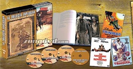 la trilogia explosiva dvd