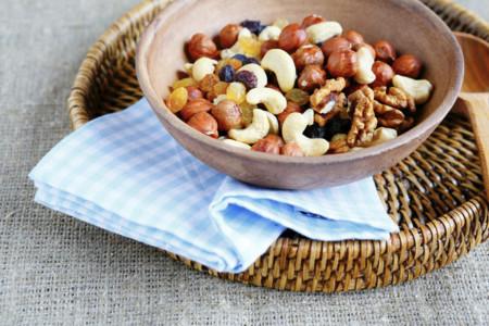 Los frutos secos con más proteínas