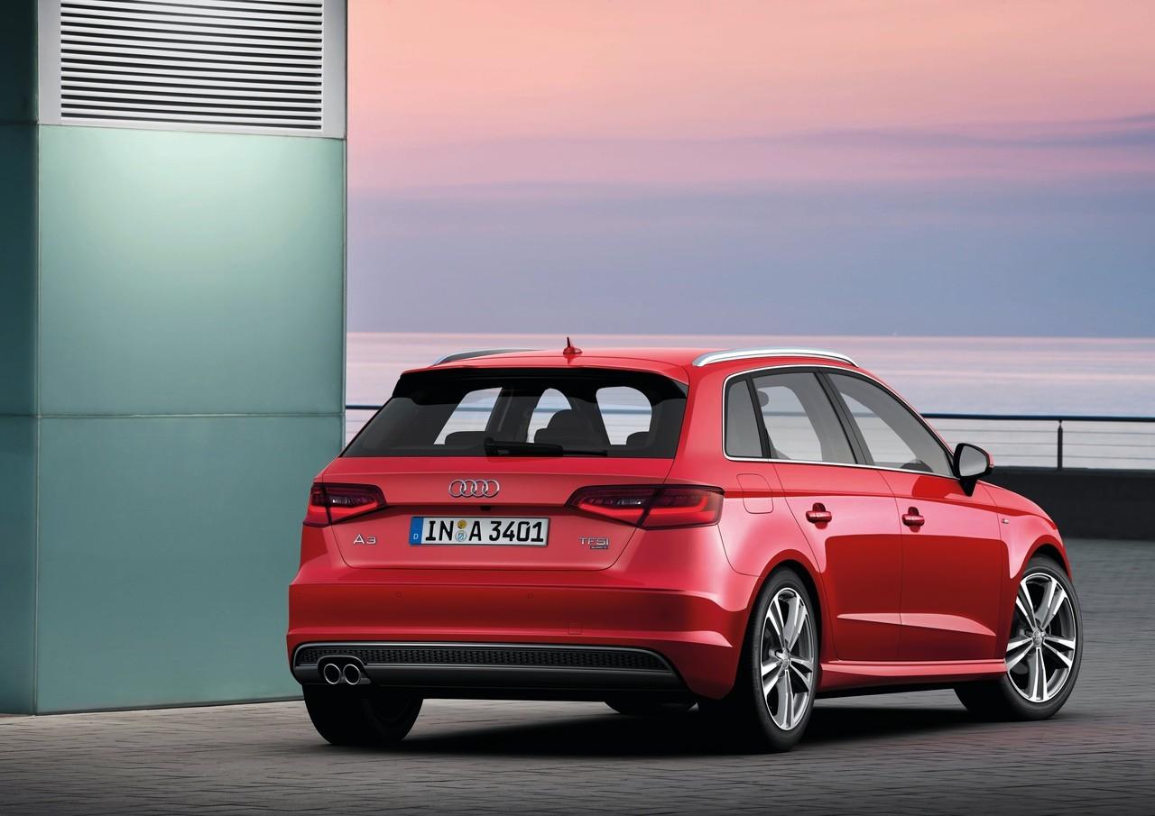 Foto de Audi A3 Sportback 2013 (7/52)