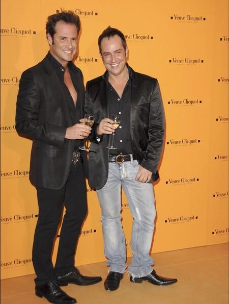 Victor Sandoval y Nacho Polo - GTRES
