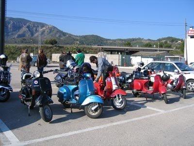 2ª comida interclubes en Barx (Valencia)