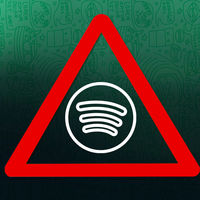 Cuidado con el timo de Spotify que ofrece cuentas premium gratis