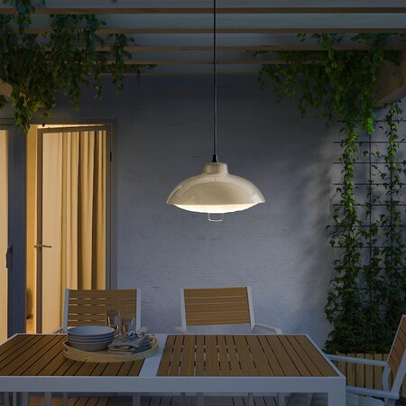 Estas son las últimas novedades de Ikea para iluminar tu terraza