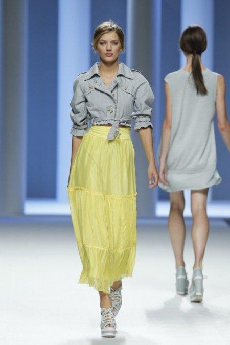 Sita Murt Primavera-Verano 2012: yo soy minimal porque el mundo me ha hecho así