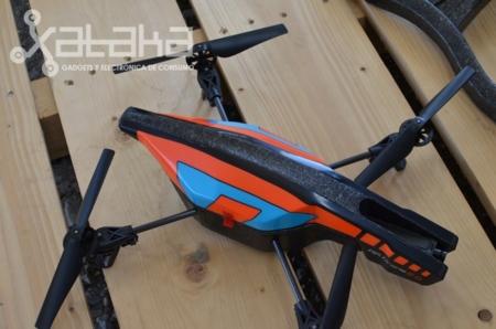 AR Drone lo hemos probado en Xataka