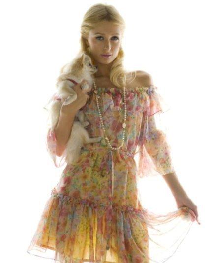Paris Hilton, como el caballo de Atila: por donde pisa no vuelve a crecer la hierba