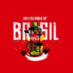 Foto 1 de 4 de la galería coca-cola-mundial-de-futbol-2014 en Trendencias Lifestyle