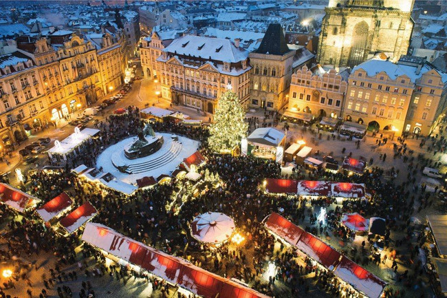 Estas Son Las Ciudades Mas Caras Y Mas Baratas Para Viajar En Navidad