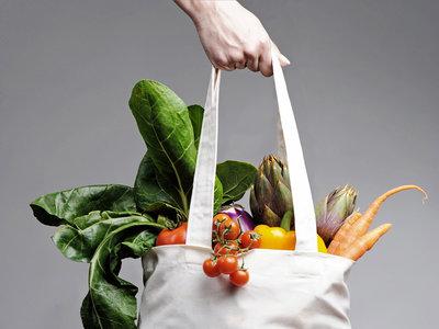 ¿Usas correctamente las bolsas reutilizables de la compra? Podrían ser un riesgo para la salud