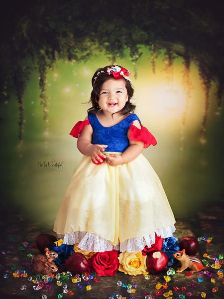 Sesion Princesas Disney Blanca Nieves