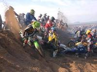 La Weston Beach Race 2009 cancelada por un accidente múltiple