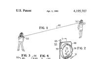 La patente 4195707
