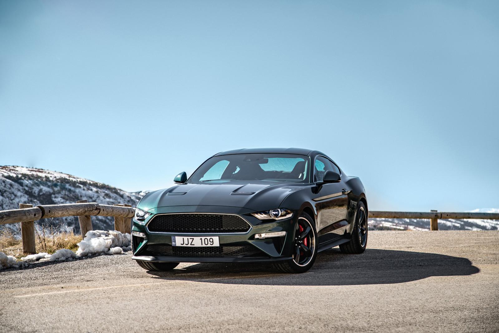 Foto de Ford Mustang Bullit (versión europea) (5/15)