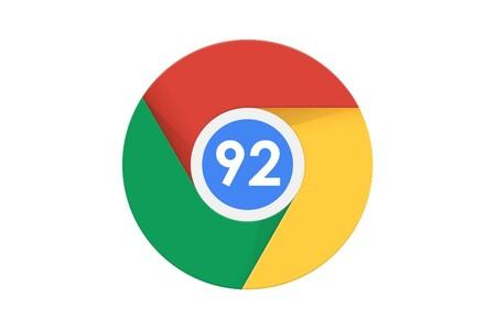 Google Chrome 92 ya disponible en Google Play: permisos más a mano, mejoras de seguridad y otros cambios
